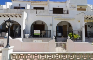 Ref:100-2164-One Bedroom Ground Floor Apartment In Pueblo Bravo, Ciudad Quesada.-Alicante-Spain-Apartment-Resale