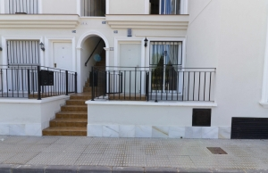 Ref:100-2165-One Bedroom Ground Floor Apartment In Formentera Del Segura.-Alicante-Spain-Apartment-Resale