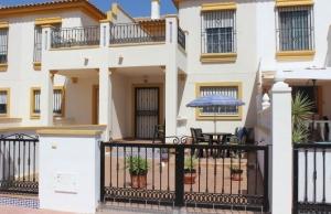 200-0901, Three Bedroom Townhouse In Lo Marabu, Ciudad Quesada.