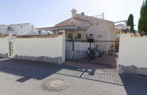 Ref:100-2168-Two Bedroom Detached Villa In La marquesa, Ciudad Quesada.-Alicante-Spain-Villa-Resale