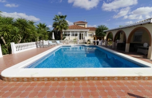 Ref:100-2169-Four Bedroom Finca In Daya Vieja, Costa Blanca Soith.-Alicante-Spain-Villa-Resale