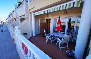 200-0949, Two Bedroom Ground Floor Apartment In Los Palacios, Formentera Del Segura.
