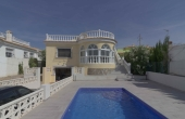 Ref:100-2097-Impressive, Three Bedroom Detached Villa With Private Pool & Solarium With Great Lake Views In Central Ciudad Quesada.-Alicante-Spain-Villa-Resale
