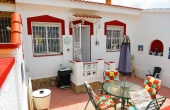 200-0040, Charming, Traditional, Two Bedroom; Spanish Style Bungalow In Pueblo Bravo, Ciudad Quesada.