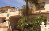 200-0374, GREAT PRICE!! Wonderful, Three Bedrooom Townhouse With Private Solarium In Los Altos, Orihuela Costa.