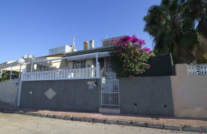 Ref:100-2174-Two Bedroom, Semi-Detached Bungalow In La Marquesa, Ciudad Quesada.-Alicante-Spain-Bungalow-Resale
