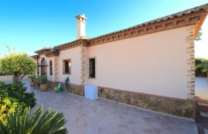 200-0989, Three Bedroom Detached Villa In Fincas De la Vega, Formentera Del Segura.
