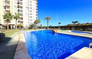 200-0990, One Bedroom First Floor Apartment In Guardamar Del Segura.