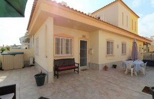 200-0996, Three Bedroom Townhouse In La Florida, Orihuela Costa.
