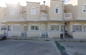Ref:300-2008-Three Bedroom Townhouse In Heredades, Almoradi-Alicante-Spain-Townhouse-Rental