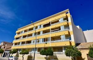 200-1008, Two Bedroom, Third Floor Apartment In Almoradi.