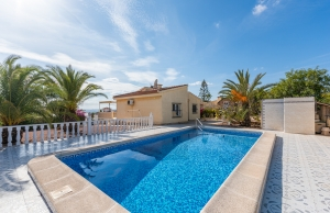 200-1171, Three Bedroom Detached Villa In Ciudad Quesada.