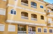 200-0382, Wonderful, Top Floor Two Bedroom Apartment, With Sun Terrace and Rooftop Solarium In Formentera Del Segura.