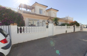 Ref:100-2176-Two Bedroom Quad Villa In Ciudad Quesada.-Alicante-Spain-Quad-Resale