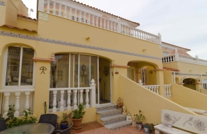 Ref:100-2177-Two Bedroom Townhouse in El Galan, Villamartin.-Alicante-Spain-Townhouse-Resale