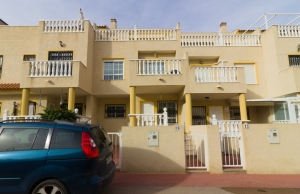 Ref:300-2009-Three Bedroom Townhouse In Los Estanos, Guardamar del Segura.-Alicante-Spain-Townhouse-Rental