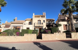 200-1043, Two Bedroom Townhouse In On La Finca Golf, Algorfa.