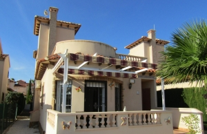 200-1068, Two Bedroom Detached Villa In El Raso, Guardamar Del Segura.