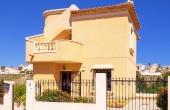 200-0390, Wonderful, Three Bedroom Detached Villa With Private Pool And Large Solarium With Golf Views in La Marquesa Golf Ciudad Quesada