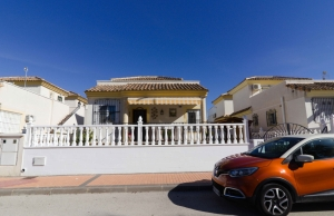 Ref:100-2180-Three Bedroom Detached Villa In Lo Crispin, Algorfa.-Alicante-Spain-Villa-Resale