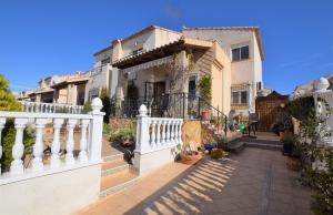 200-1108, Three Bedroom Quad Villa On Lo Crispin, Algorfa.