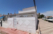 200-0399, Superb, Fully Refurbished, Two Bedroom, Traditional Style, Corner Plot Villa With Solarium In La Siesta, Torrevieja.