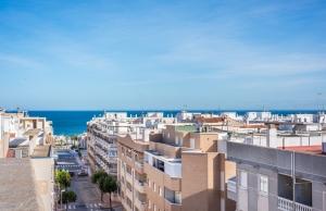 200-1101, Two Bedroom, Penthouse Apartment In Guardamar Del segura.