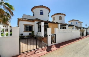 200-1102, Three Bedroom Detached Villa On El Raso, Guardamar Del Segura.