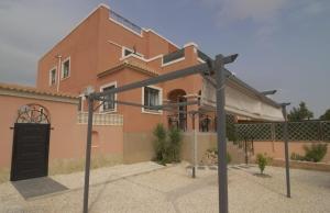 300-2013, Three Bedroom Quad Villa In La Herrada, Los Montesinos