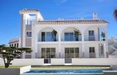 200-0043, Stunning, Newbuild, Two Bedroom Apartments In A prime Dona Pepa Location In Ciudad Quesada.