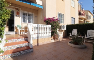 200-1115, Two Bedroom, Ground Floor Apartment In San Luis, Torrevieja.