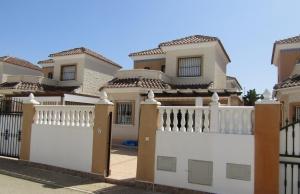 200-1125, Two Bedroom Detached Villa On El Raso, Guardamar Del Segura.