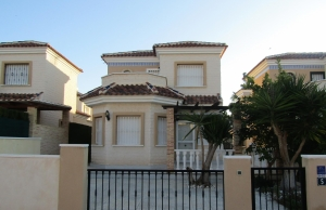 200-1126, Two Bedroom, Detached Villa On El Raso, Guardamar Del Segura.