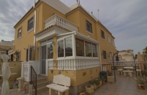 Ref:100-2183-Three Bedroom Quad Villa In Lo Marabu, Ciudad Quesada-Alicante-Spain-Quad-Resale
