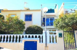 200-1132, Two Bedroom Top Floor Apartment In El Chaparral, Torrevieja