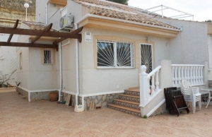 200-1135, Two Bedroom, Semi-Detached Villa In Ciudad Quesada.