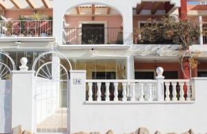 200-1136, Two Bedroom Townhouse In Dona Pepa, Ciudad Quesada.