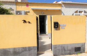 200-1137, Two Bedroom Townhouse In El Chaparral, Torrevieja.