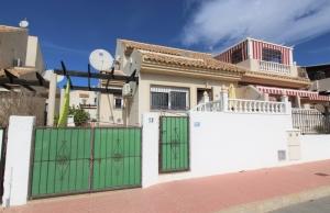 200-1139, Two Bedroom, Semi Detcahed Villa In Ciudad Quesada.