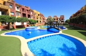 200-0409, Fantastic,  Two Bedroom, First Floor Luxury Duplex Apartment In Royal Park Spa Resort, Cabo Roig, Orihuela Costa.