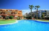 200-0411, Exceptional, Three Bedroom Townhouse Close To the Sandy Beaches Of Cabo Roig, Orihuela Costa.