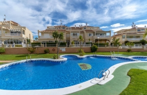 200-1173, Two Bedroom, Groundfloor Apartment In Zeniamar V, Orihuela Costa.