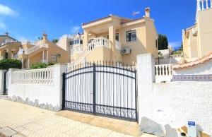 Ref:200-1176-Three Bedroom Detached Villa In La Marquesa, Ciudad Quesada.-Alicante-Spain-Villa-Resale