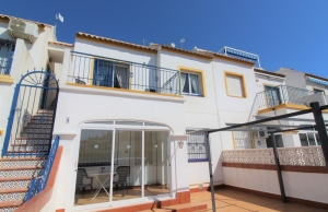 200-1193, Two Bedroom, Top Floor Apartment In Jardin Del mar, Torrevieja,