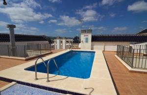 Ref:100-2187-Two Bedroom, Second Floor Apartment In Almoradi.-Alicante-Spain-Apartment-Resale