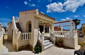 200-1199, Two Bedroom Detcahed Villa In La Marquesa, Ciudad Quesada.