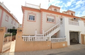 200-0422, Wonderful, Spacious, Four Bedroom Quad Style Villa With Solarium & Garage In Playa Flamenca, Orihuela Costa.