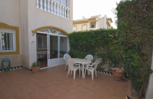 Ref:300-2015-Two Bedroom Ground Floor Apartment In Torrevieja.-Alicante-Spain-Apartment-Rental