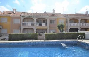 Ref:200-1240-Two Bedroom Top Floor Apartment In Dona Pepa, Ciudad Quesada.-Alicante-Spain-Apartment-Resale