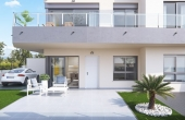 200-0046, Superb, Newbuild, Three Bedroom Apartments Walkable To The Beach In Torre De La Horadada.